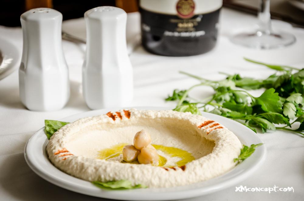 Modern Food Photography | Cleopatra Lebanese Restaurant